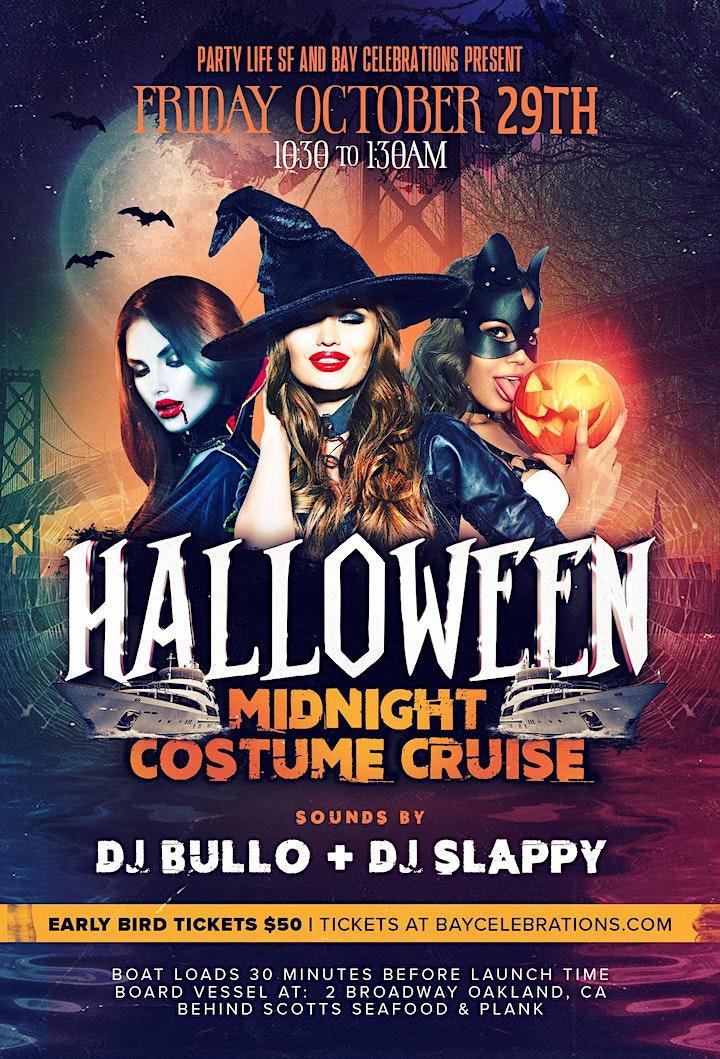 Halloween Midnight Costume Cruise 2021 image