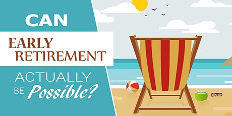 F2F: Backup Plan to be Financially Stable & Healthy in Retirement tickets
