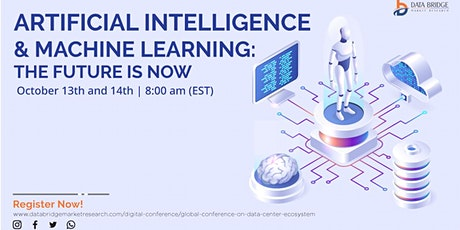 Artificial Intelligence and Machine Learning: The Future is Now tickets