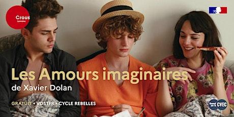 Cinéma / LES AMOURS IMAGINAIRES de Xavier Dolan  - Cycle Rebelles billets