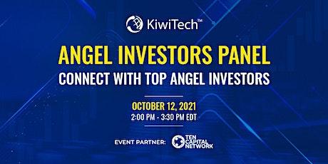 Angel Investor Panel tickets