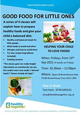 Good Food For Little Ones tickets