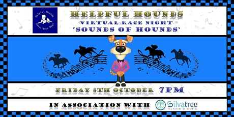 HELPFUL HOUNDS ASSISTANCE DOGS VIRTUAL RACE NIGHT tickets