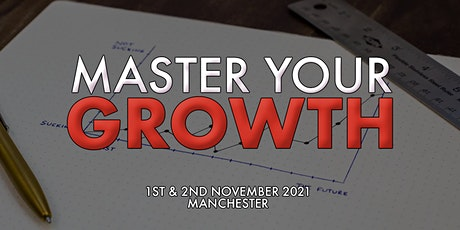 Master Your Growth tickets