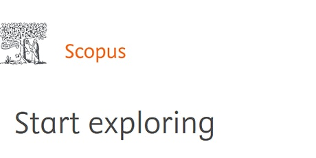 Using Scopus for your research tickets