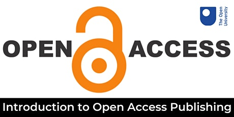 Introduction to Open Access Publishing tickets