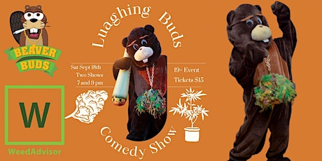 Cannabis Comedy Festival Presents: Laughing Buds Featuring Paul Thompson tickets