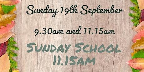 Newcastle Presbyterian Church Sunday Service 19th Sept tickets