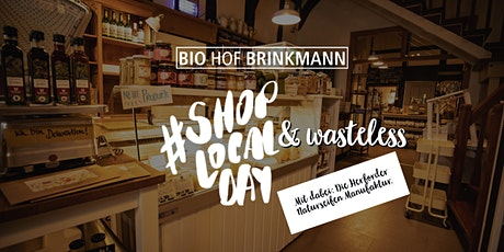 Shop Local & Wasteless Day | #AktionSchnitzeljagd | #shoplocalday Tickets