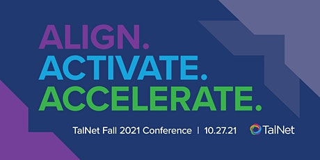 TalNet Fall Conference tickets
