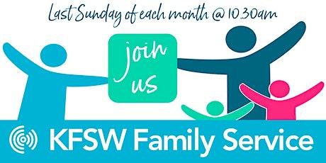 KFSW Family Service tickets