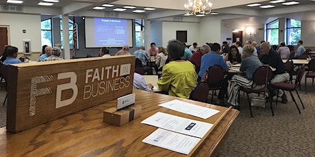 Raleigh Faith in Business | September 2021 tickets