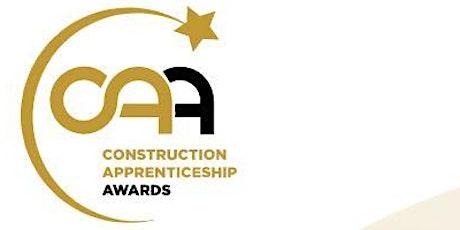 The Construction Apprenticeship Awards 2021 tickets