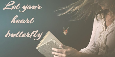 Let Your Heart Butterfly - Poetry Evening tickets