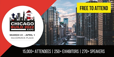 Chicago Build | Free Conference & AIA CES Workshops tickets