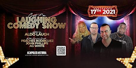 Got Em Laughing Comedy Show At Acapulco tickets