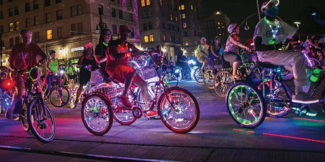 DLECTRICITY 2021 Light Bike Parade tickets