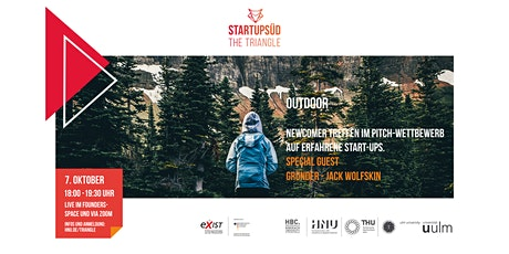 THE TRIANGLE #3- LET'S GO OUTDOOR! Tickets