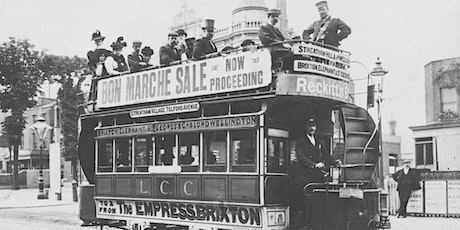 Transport and the development of the Victorian and Edwardian suburbs tickets