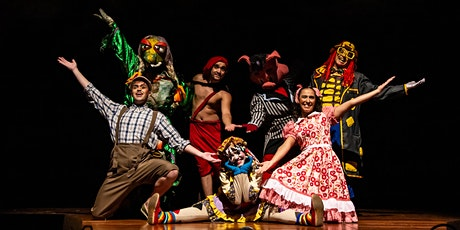 Desconto! Musical Sitio do Picapau Amarelo no Teatro Gazeta ingressos