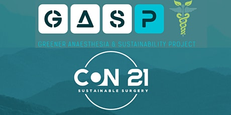 GASP Conference 2021 - Sustainable Surgery tickets