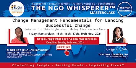 Change Management Fundamentals for Landing Successful Change tickets