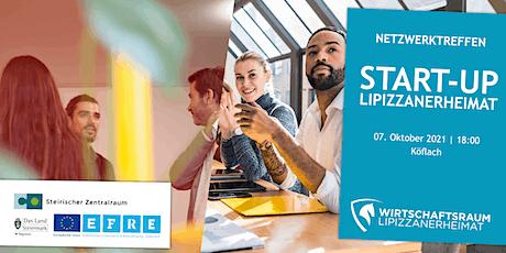 Re-Start-Veranstaltung - Start-up Lipizzanerheimat Tickets