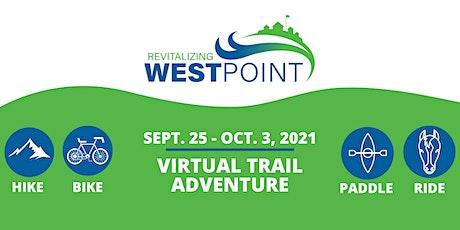 West Point Virtual Trail Adventure 2021 tickets