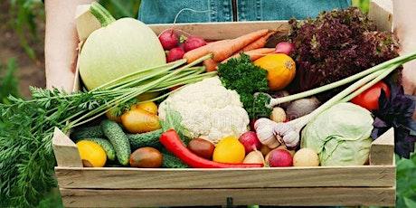 Vegetable Gardening- Saturday, October 16th, - Osceola Heritage Park tickets