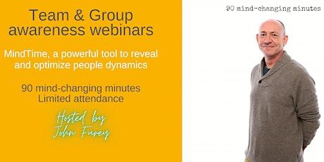 Group Awareness Webinar tickets