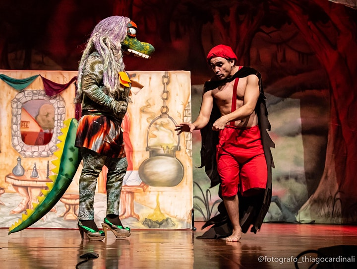 Imagem do evento Desconto! Musical Sitio do Picapau Amarelo no Teatro Gazeta