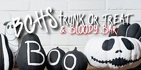 BCHS Bloody Bar & Trunk or Treat tickets