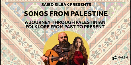 Saied Silbak Presents: Songs From Palestine tickets