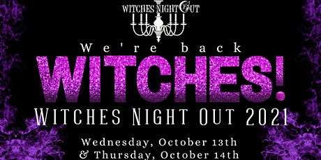 Witches Night Out 2021 tickets