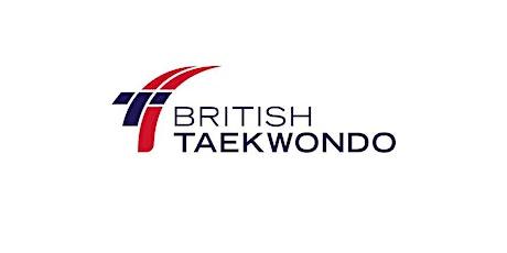 British Taekwondo End of Year Celebration 2021 tickets