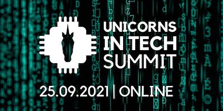 Unicorns in Tech Summit tickets