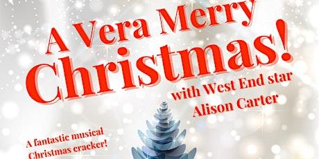A Vera Merry Christmas! tickets