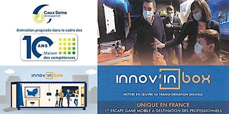 Innov'in Box - matinée de formation à l'innovation billets