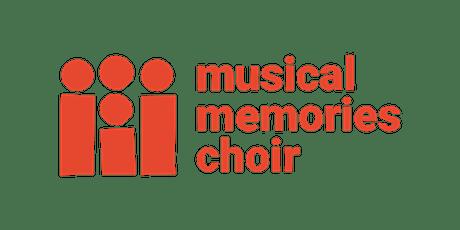 Musical Memories Choir - West Cross tickets
