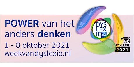 Week van Dyslexie 2021 tickets