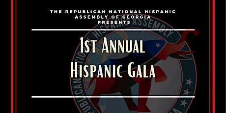 The RNHA of GA 1st Annual Hispanic Gala tickets