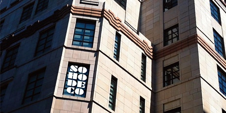 Soho Deco - Movies, Music and Motor Cars - a walking tour tickets