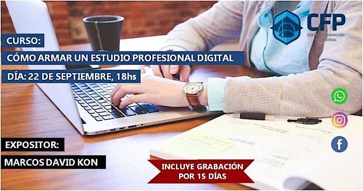 Cómo armar un estudio profesional digital image