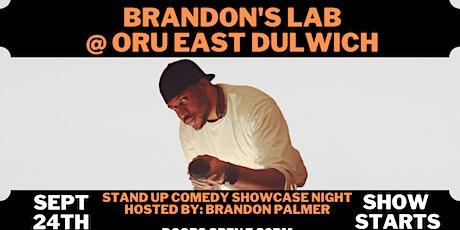 Brandon's Lab @ Oru East Dulwich tickets