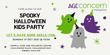 Spooky Halloween Kids Party (Dibden) tickets
