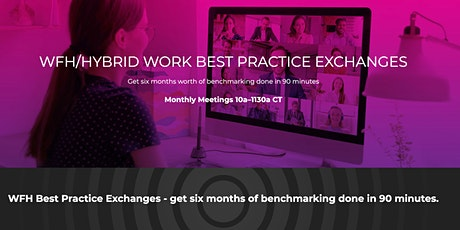 Work from Home Operational Best Practice Exchange tickets