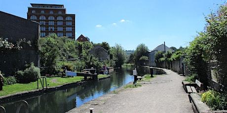 Guided Canal Walk - Wallbridge tickets