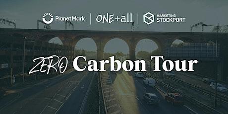 Stockport | Roadmap to net zero | Zero Carbon Tour tickets