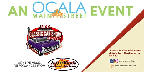 NPD Classic Car Show & Beer Fest tickets