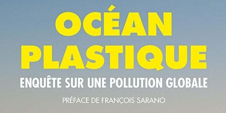 Rencontre littéraire avec Nelly Pons, autrice d'Océan plastique billets